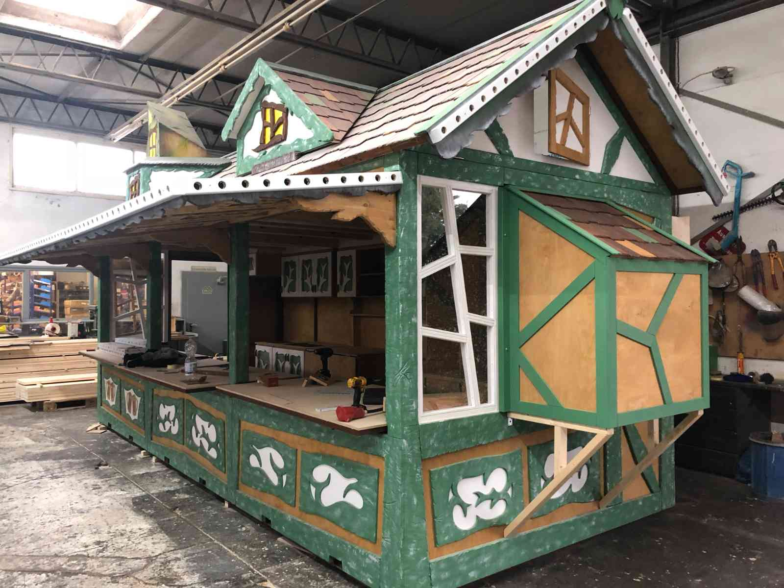 046-Hütte Rustikal